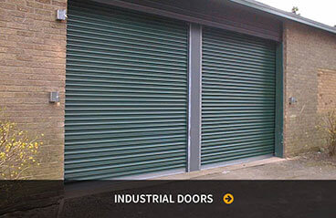 Industrial door