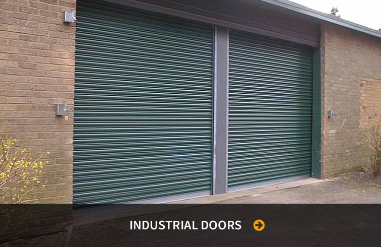 Bespoke Industrial Door Installation