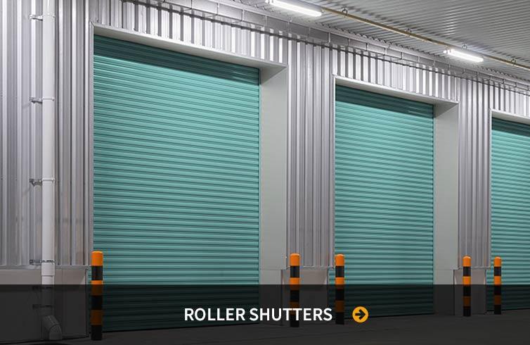 Bespoke Roller Shutters