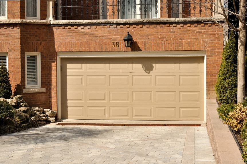 domestic roller door