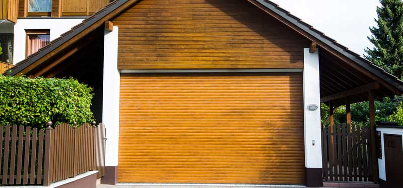 Custom Domestic Roller Shutter