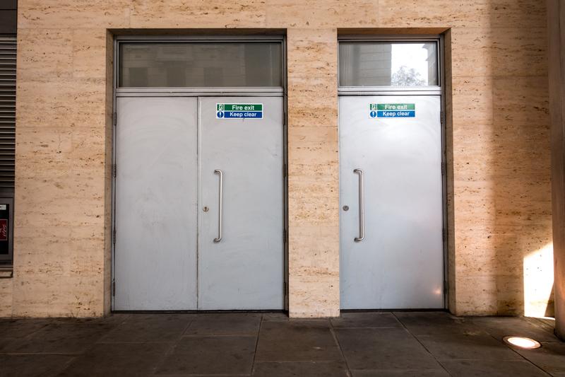 Steel Metal Door
